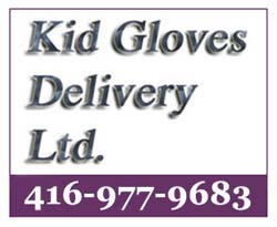 Kid Gloves Delivery -  Toronto, Ontario